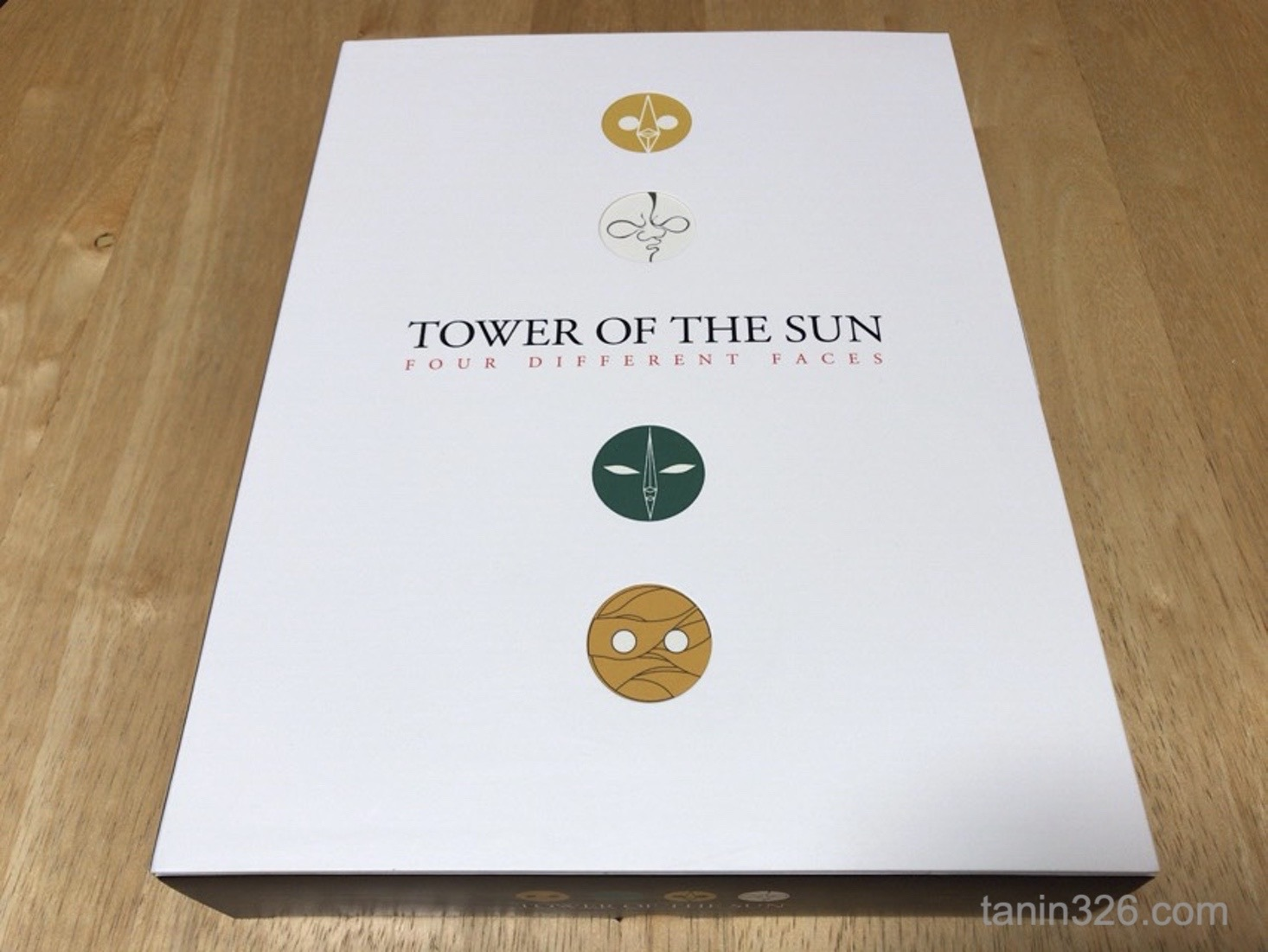 Tower of the sun 0